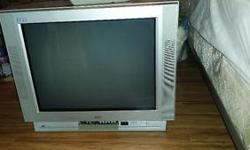Jack 24 inch tv with remote. In good working order.