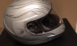 KBC Full face Motorcycle Helmet (with lift option) -