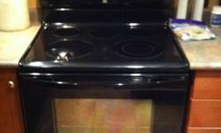 Virtually new range. Self cleaning. 2 power elements. 2 simmer elements 1 warming element. Excellent condition. This ad was posted with the Kijiji Classifieds app.