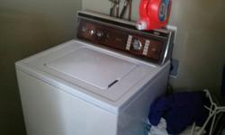Good working pair of sears kenmore washer and dryer. Only reason selling is because we need smaller ones because of the bathroom renovation. these unites are 29 inches wide and 25 inches deep. 300 or best offer. age unknown call me 613 401 7101