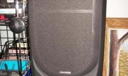 Very nice set of speakers. Good condition. 75 watts