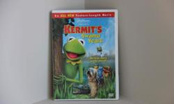 Full length movie Excellent condition - never handled by children.