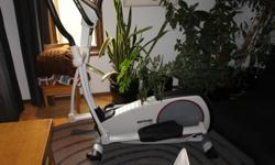 Brand new, never used exercise machine. Paid over $800 a few months back. Compact design, easy to move. $550 or best offer.