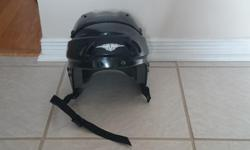 Helmet for skating, small size, good condition, black color.