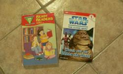 $0.50 each except the Santa book $1 Sandcastle book sold Super hero book sold Smoke free and pet free home