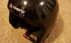 firefly small size for child ski helmet