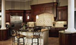 """http://www.BudgetKitchen.ca Manufacturer in Toronto WINTER SPECIALS!! Need new custom kitchen when you on the budget, NO PROBLEM!  New 10x10 Kitchen, MOCHA COFFEE colour, 5 base cabinets, 5 upper cabinets, fillers, kick toe, FREE upgrade to """"soft closing"""""""