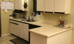Full kitchen cabinets and counters. Uppers, lowers, drawers and counter all included. They have been painted & are in good shape. Counter is included ( must be taken). Will be available for pick-up march 13th. Below are approximate box sizes (all measures