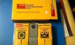 KODAK Carousel Sound Synchroniser Model 3. $20