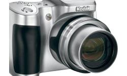 Excellent Condition 6.1-megapixel CCD captures enough detail for photo-quality 14 x 19-inch prints 2.0-inch LCD display; 10x Schneider-Kreuznach Variogon optical zoom lens Continuous VGA video with MPEG-4 compression Auto options plus manual settings; 17