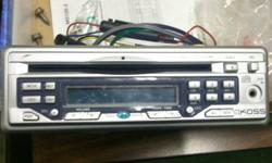 Silver koss vehicle CD player (silver) brand new/never used $50 or best offer