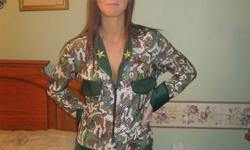 I have a ladies army costume size medium for sale best offer text 960-1080