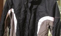 Ladies Columbia coat Size small.  $50