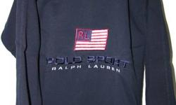 Ladies? Polo Sport by Ralph Lauren Sweatshirt Like new condition ? worn twice Ladies? size (M) Up for sale is a gently worn Polo Sport sweatshirt, no rips, no stains, no fraying, no piling. Measurements: - Chest (measured from armpit to armpit): 21?