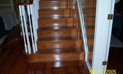 we sale laminate, hardwood, corck plus steps for stairs  for free estimate please call as @ 905 - 426 - 6772