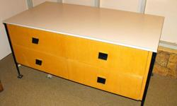 """59.5 """" wide; 30"""" high' 30"""" deep. Great for storage."""