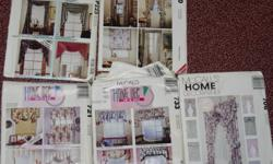 Mixed lot of sewing patterns. $10 or BO.