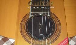 This is an awesome STep by STep Guide to Learning to Play Guitar   Use this book to strt playing straight away. No previous musical knowledge required   Teaches you basics of acoustic and electric guitar techniques   Diagrams and photographs included