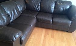 Does anyone upholster leather furniture? Looking to sell our sectional for cheap, as it has seen better days! Purchased for over $1200 only 4 years ago. Only some wear on the cushions, otherwise the couch is still in great condition. Pictures posted of