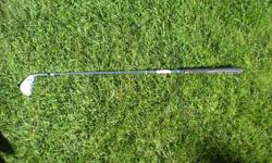Left Hand Ping Anser 56 degree wedge. New condition original price tag still on. $80.00.