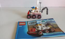 100 % complete, built and includes the instructions. My son is selling 6 years worth of Lego collecting so please look at our other ads or email if you are looking for something specific. Not all our Lego is listed yet.