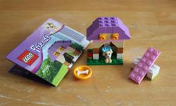 Lego Friends Puppy's Playhouse #41025 No missing pieces Smoke Free Morgan's Grant, Kanata