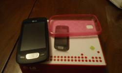 Phone works great but i missed having a bb so went back to that phone is sim carded and is unlocked