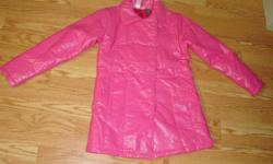 I have a Like New Coat Pink Hannah Montanna Youth Size L for sale! This is in excellent condition and would look great in your child's room or to give as a gift. Comes from a non-smoking household. Do not miss out on this excellent opportunity to get this