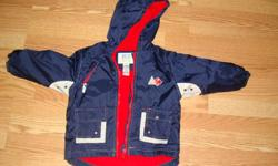 I have a Like New Fall Coat Jacket Size 3 Toddler for sale! This is in excellent condition and would look great in your child's room or to give as a gift. Comes from a non-smoking household. Do not miss out on this excellent opportunity to get this for a