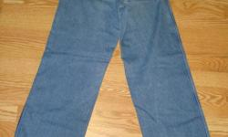 I have a pair of Like New Jeans Woman Size S-M for sale! This is in excellent condition and would look great in your home or to give as a gift. Comes from a non-smoking household. Do not miss out on this excellent opportunity to get this for a fraction of
