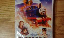 I have a Like New Thomas and the Magic Railroad VHS Movie for sale. There are separate English and French VHS tapes so please let me know which one you are interested in. These are in excellent condition and would look great in your child's room or to