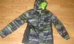 I have a Like New XMTN Spring, Fall or Rain Coat Size 10-12 for sale! This is in excellent condition and would look great on your child or loved one or to give as a gift. Comes from a non-smoking household. Do not miss out on this excellent opportunity to