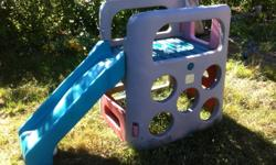 Lil Tykes Step 2 play structure. Disassembles for easy transport.