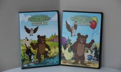 Titles * Hooray for Little Bear * Outdoor Fun Excellent condition - never handled by children.