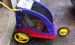 Selling a little tikes baby and or kids carrier. This ad was posted with the Kijiji Classifieds app.