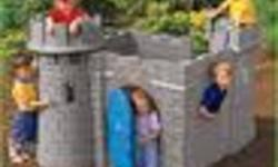I am looking for a little tykes castle climber for the backyard. Thanks.