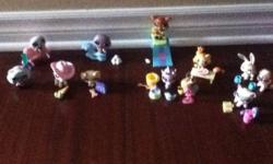 Littlest pet shops for sale 164 pet shops with sets=$75 Small set=2-3 pets $5 Big sets=5 pets =$10 This ad was posted with the Kijiji Classifieds app.