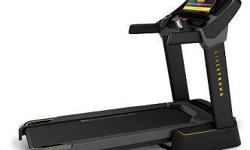 Livestrong LS13.0T Treadmill - *Bought New from Candian Tire Frame Designed for heavy individuals. Frame weight is 240lbs, heavy duty and durable and able to support a maximum weight of 350lbs for tough workouts. And this made Livestrong LS13.0T treadmill