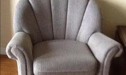 Living room chair in perfect shape.