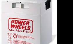 Looking for a power wheel fisher price batterie and charger Part # 00801-0972 Please email me picture and price