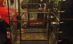 hello, i am searching for a unique bird cage on the larger side. if there is a bird or birds included that would be great. preferably something without a stand but if it is what i have in mind i am willing to take a look. i have a safe home to keep it and