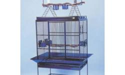 """looking for a large cage longer than 30"""" and at least 24""""D on wheels with bottom not too close to floor, please send measurements including how far off floor, price & location with pictures if possible, even a corner cage, no rust, these are just some"""