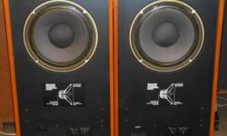Looking for a pair or two of Tannoy Cheviot in need or repair or not. First generation 315 HPD or sencond gen 3128 12 inch dual concentric woofers. Most cash paid for speakers in best condition. Email for details.