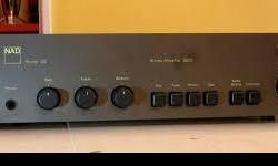 Hi, i have been back into audio stuff for 8 months after a very long absence, and am finally figuring out what i like. I posted an ad looking for Tannoy speakers and i got a good set, so i thought i would try the same for an NAD Amplifler or Receiver. I