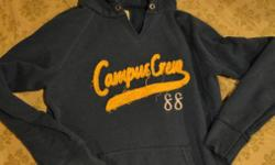 Photo 1 - Campus Crew Blue Size Medium Hoodie - Used - $15 Photo 2 - Old Navy Blue Size Medium Zip Up Hoodie - Used - $5 Photo 3 - Suzy Shier Floral Never Worn Top Size Medium - $8 Photo 4 - Urban Planet Multicoloured Never Worn Top Size Small - $4 Photo