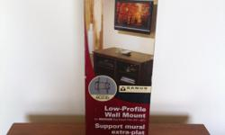 "Sanus Visionmount, wall mount for medium flat panel tvs15""-40"" never used"