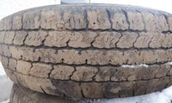 (4) LT225/75R16 WILD COUNTRY RADIAL XRT $20.00 each