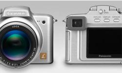 4.0-megapixel CCD delivering up to 2,304 x 1,728-pixel resolution images. Electronic optical viewfinder. 1.5-inch, color LCD monitor. 12x Leica zoom lens, 6-72mm (equivalent to a 35-420mm lens on a 35mm camera) with auto and manual focus, and available