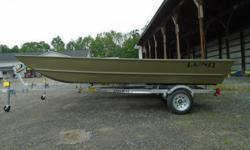 If you're serious about buying a Jon boat, take a serious look at Lund. Lund Jon boats are easy to store, easy to maintain, and with functional and durable hull design, your Lund Jon boat will take you to areas other boats can't reach. 1040 Jon LENGTH: