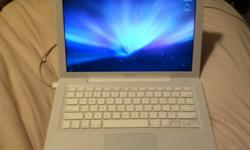 I have a decent Macbook, I believe it?s the mid-2007 version. All the specs are below in the link but anyway, it has 1 GB of ram and 80 GB on the hard drive. Everything works great, looks awesome, couple digs and surface scratches on the top and bottom.
